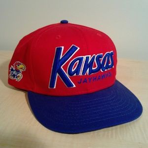 9FIFTY New Era KU Kansas Jayhawks Cap